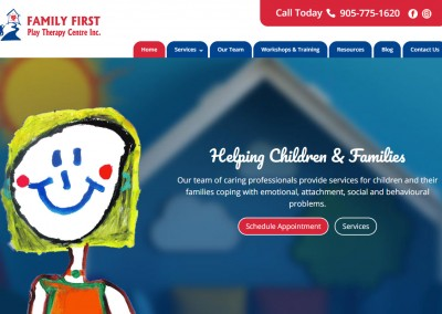 Family First Play Therapy, Child/Family Therapy