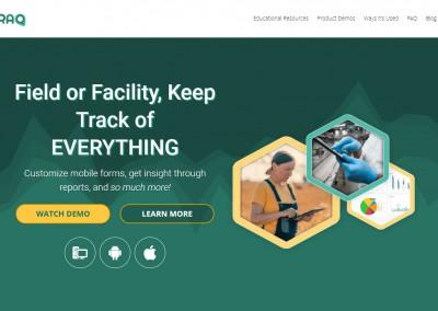 Kiptraq, Tracking/Logistics SaaS