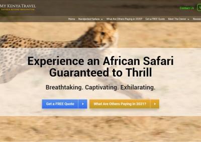 My Kenya Travel, Safari Planner