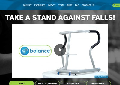 S³Balance, Medical Device