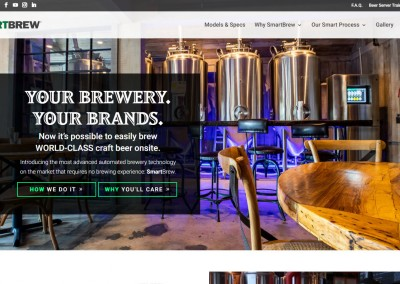 Smartbrew, Brewing Technology Products and Services
