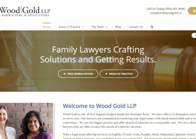 Wood Gold, Law Firm